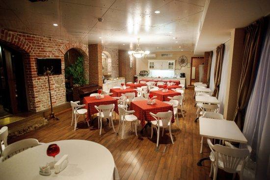 Friedrich Guesthouse : Breakfast hall