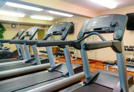 Bowie, MD: Fitness Center