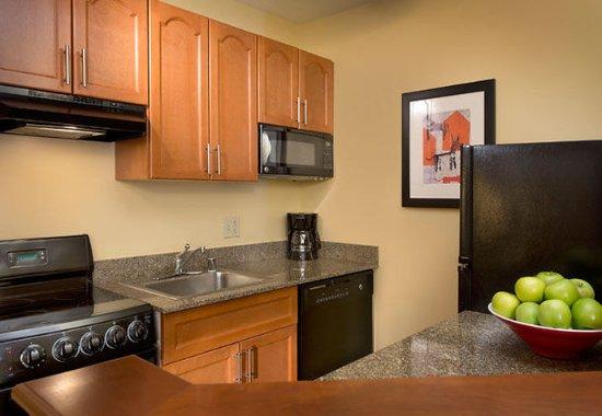 Englewood, Kolorado: Suite Kitchen