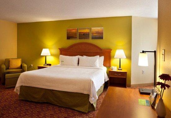 Newark, DE: One-Bedroom Suite – Sleeping Area