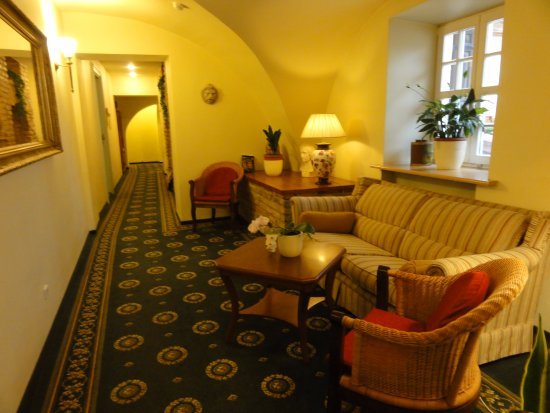 Shakespeare Hotel: ホテルの雰囲気のある廊下