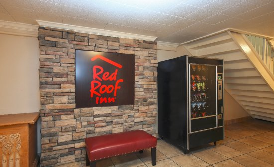 Red Roof Inn Dallas-Richardson: Lobby