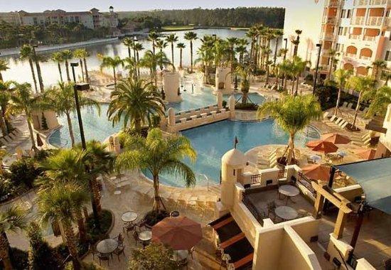 Marriott's Grande Vista: Outdoor Pool