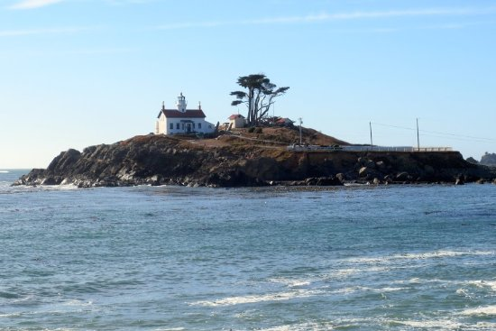 Battery Point Lighthouse-bild