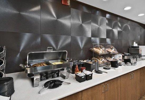 Pinehurst, Carolina del Nord: Breakfast Buffet