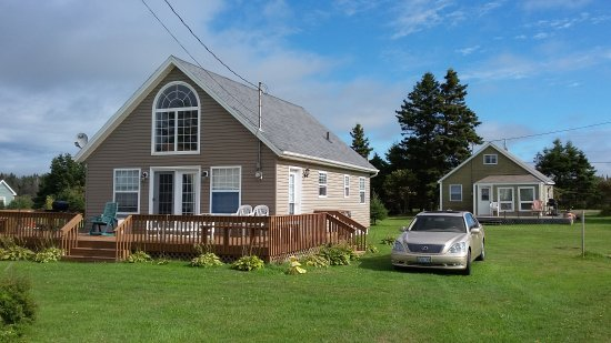 Bedeque, Kanada: Sleep and Beach Cottage... PEI
