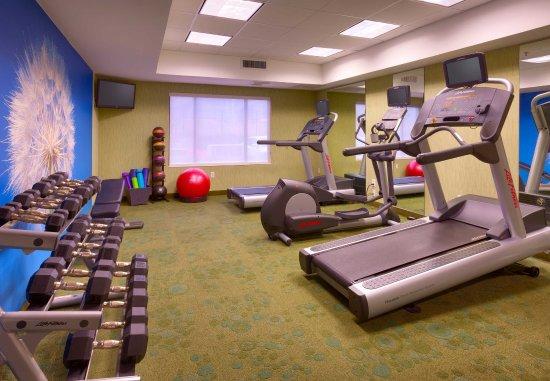 Arcadia, Californien: Fitness Center Equipment