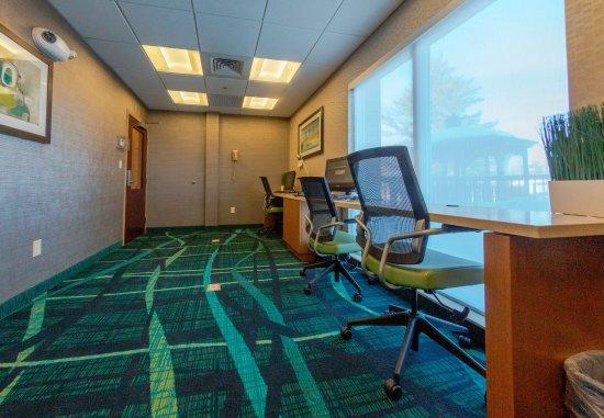 Devens, MA: Business Center