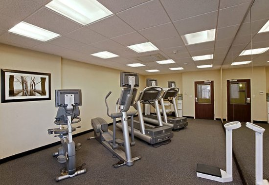Lancaster, CA: Exercise Room