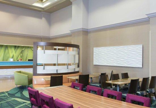 Πεόρια, Ιλινόις: Lobby Seating Area