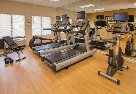 Gaithersburg, Maryland: Fitness Center