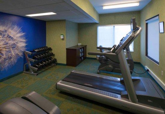 Bolingbrook, Ιλινόις: Fitness Center