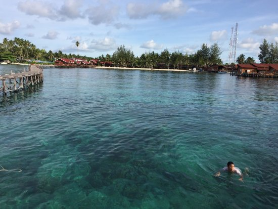 Pulau Derawan, Indonesia: Derawan