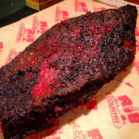 Cleveland, GA: Wow, look at that Brisket