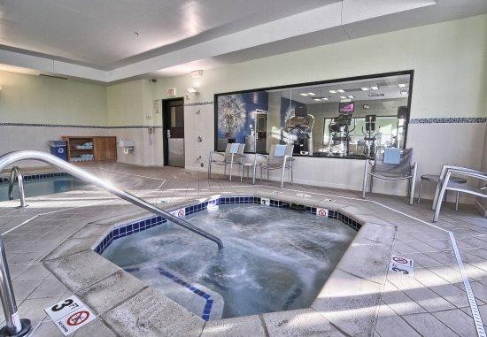 Southfield, MI: Indoor Whirlpool