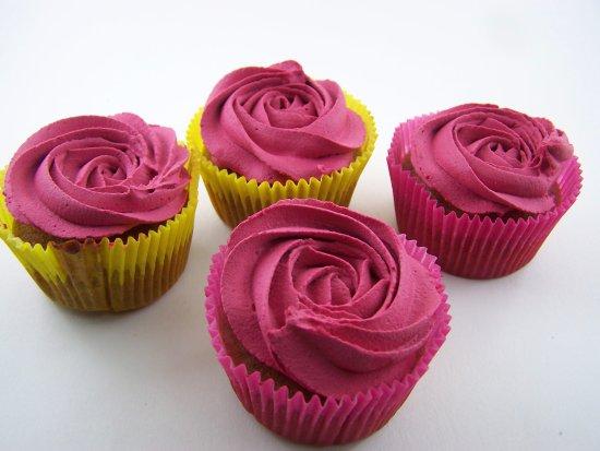 Vanves, France : Cupcakes