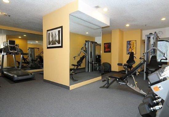 West Warwick, RI: Fitness Center