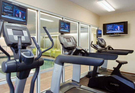 Chesterfield, MO: Fitness Center