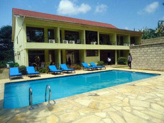 Pool - Picture of Mvuli Hotel, Arusha - Tripadvisor