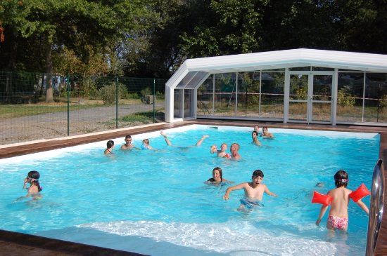 Camping du ch ne saint julien de concelles france for Piscine julien