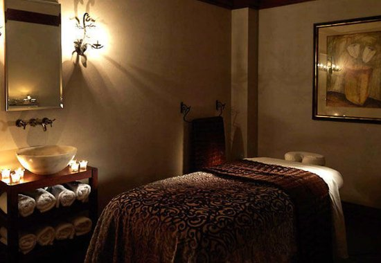 Pittsford, Nowy Jork: Spa at the Del Monte  - Treatment Room