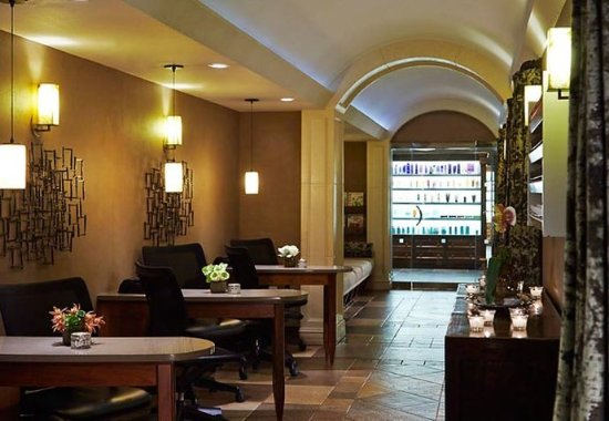 Pittsford, Nowy Jork: Salon at the Spa at the Del Monte