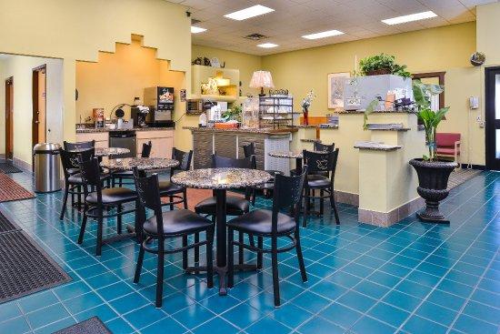 Prescott Valley, AZ: Breakfast Area