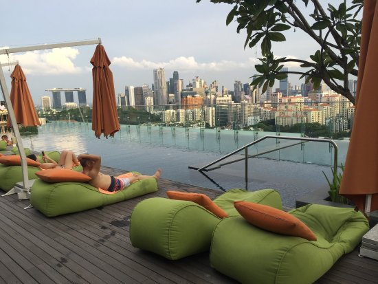 Hotel Jen Orchardgateway Singapore - Picture of Hotel Jen
