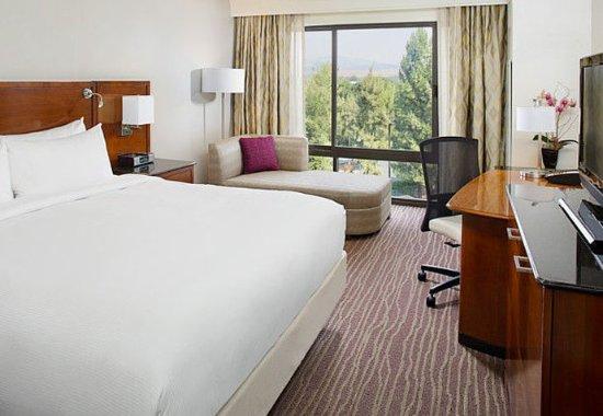Pleasanton, كاليفورنيا: King Guest Room