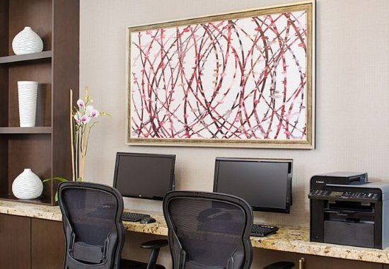 Pleasanton, كاليفورنيا: Business Center