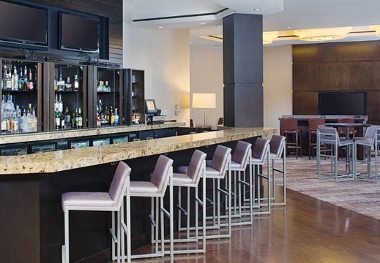 Pleasanton, Californië: Lobby Bar