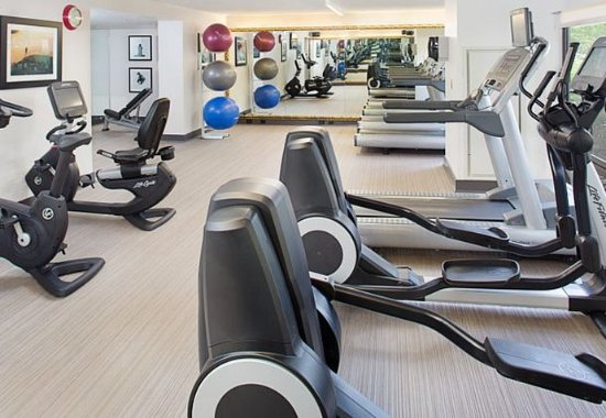 Pleasanton, CA: Fitness Center