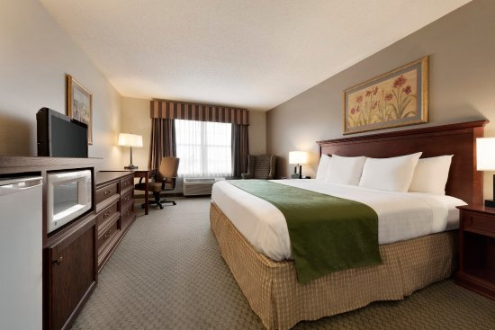 Country Inn & Suites By Carlson, St. Cloud East: Guest Room
