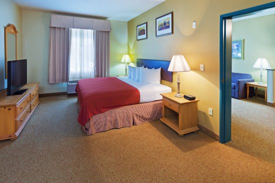 Country Inn & Suites By Carlson, Austin-University: Suite