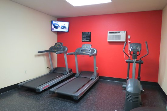 Country Inn & Suites By Carlson, Appleton: Fitness Room