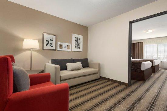 Saint Cloud, Minnesota: Guest Room