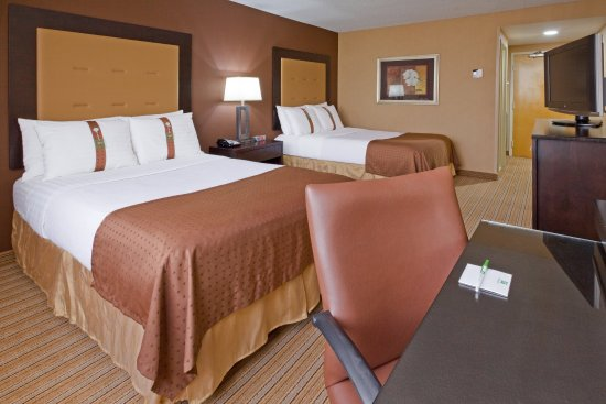 Parsippany, Nueva Jersey: Easily accommodates 4 adults in double room