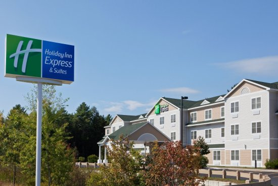 Freeport, ME: Hotel Exterior