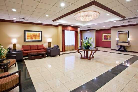 Boardman, OH: Hotel Conference Center Lobby Youngstown South