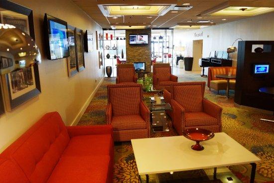 คอลเลจพาร์ค, แมรี่แลนด์: Hotel Lobby