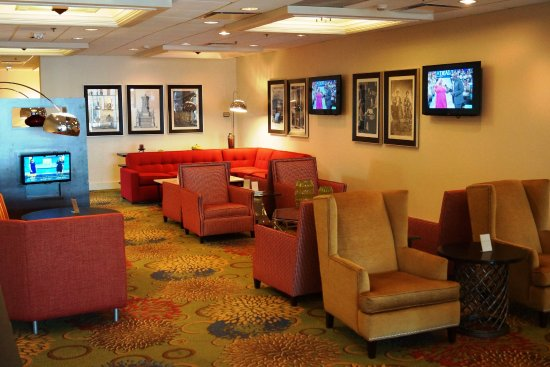 College Park, MD: The perfect place to relax and catch up on news or sports