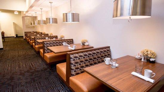 Elmira, Νέα Υόρκη: Dining Room