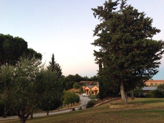 Tenuta Mormoraia: Чудное место