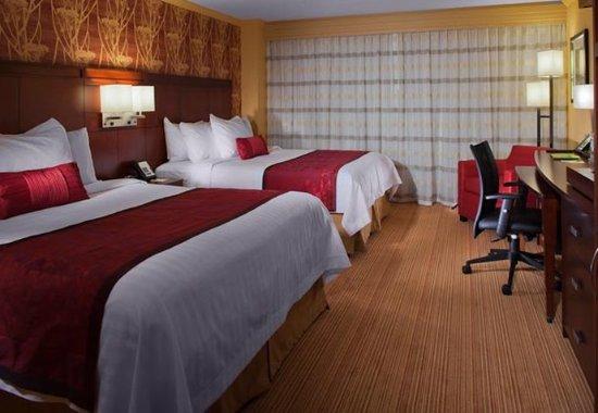 Decatur, GA: Queen/Queen Guest Room