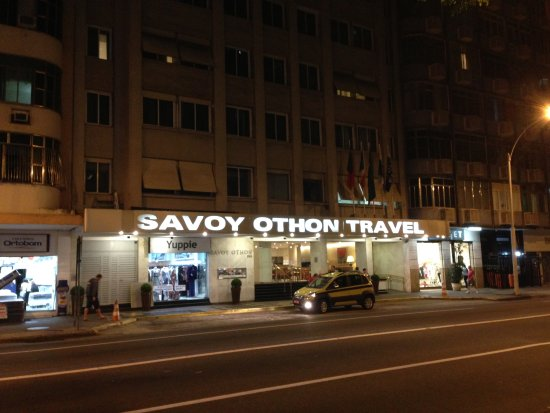 Hotel Savoy Othon Foto