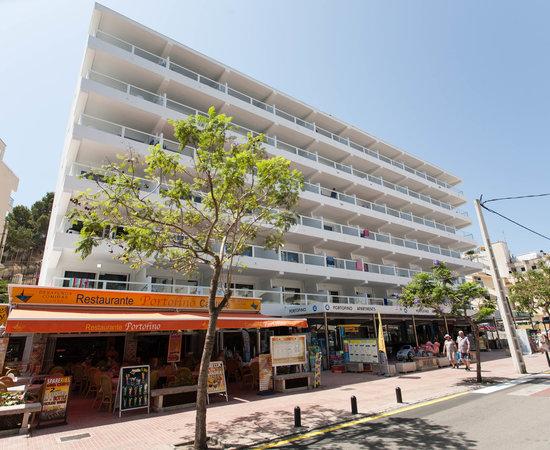 Apartamentos portofino y sorrento santa ponsa majorca apartment reviews photos rate - Tripadvisor apartamentos ...