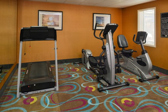 Huber Heights, OH: Fitness Center