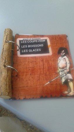 Saint-Cesaire, Francia: La carte