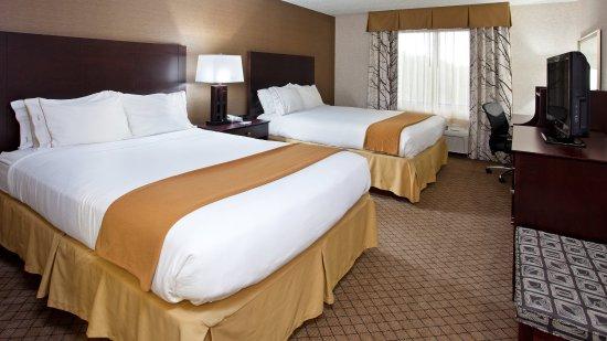 Mercer, PA: Guest Room