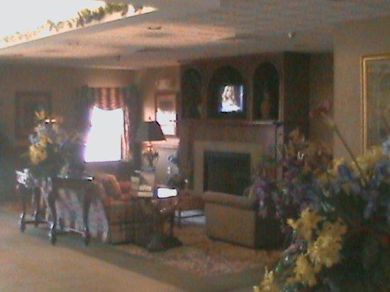 Plymouth, Carolina del Nord: Hotel Lobby